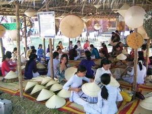 Thừa Thiên-Huế đầu tư 9 tỷ đồng khôi phục làng nghề