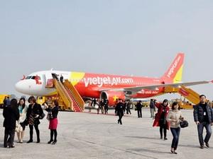 Vietjet Air bán vé 100.000 đồng ở 3 đường bay mới